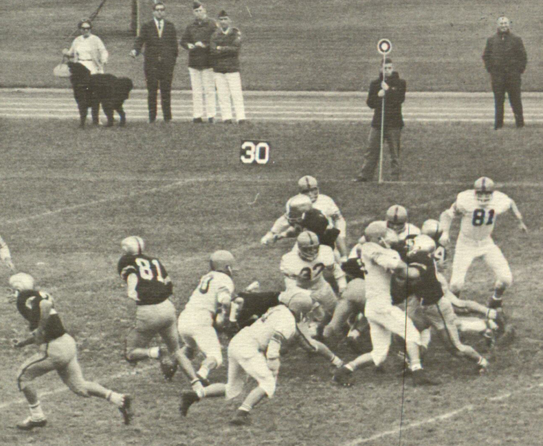 1967 army navy football game